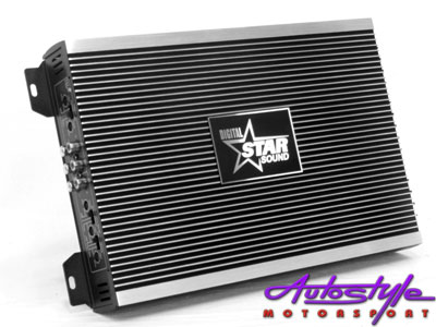 Starsound Hazard Series 5200 4channel Amplifier