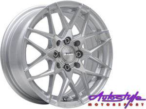 "15"" A-Line Element 4/100 & 4/114 Alloy Wheels-0"