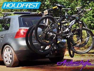 Holdfast Hanging Rack 4 Bike Carrier
