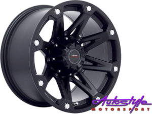 "17"" A-Line Hazard 6/139 Alloy Wheels-0"