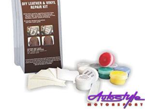 Visbella DIY Leather and Vinyl Repair Kit-0