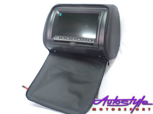 Camtec Headrest with Screen & DVD Player-0
