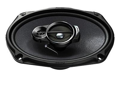 Pioneer  TS-A6966S 420w 3way 6×9″ Speakers