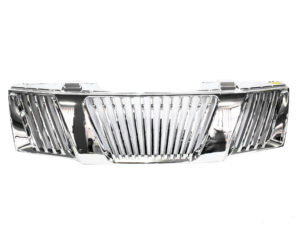 Nissan Navara Chrome Design Grille Kit-0