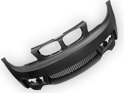 Suitable for 1 Series Plastic Front Bumper Kit