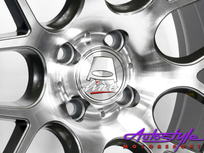 A-Line Center Cap for Racer Wheels
