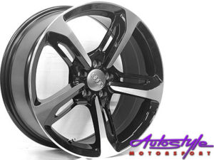 "17"" M1666 5/112 Alloy Wheels-0"