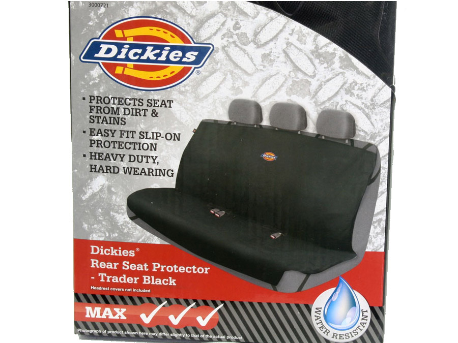 Dickies Design Rear Seat Cover Set