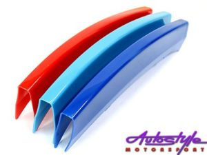 Suitable for X3 & X4 Clip-on Grille Stripes-22745