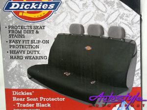 Dickies Design Rear Seat Cover Set-0