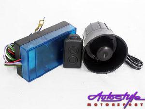 Euro-Lock Alarm Kit with Single Remote-0