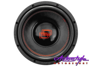 Digital Design DD210 S4 250rms Subwoofer-0