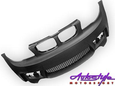 Suitable for 1 Series Plastic Front Bumper Kit