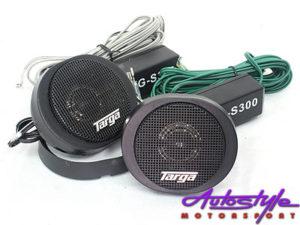 Targa TG-S300 600w Super Tweeters-0