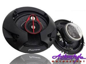 """Pioneer TS-R1650S 6"""" 250w 3way Speakers-0"""