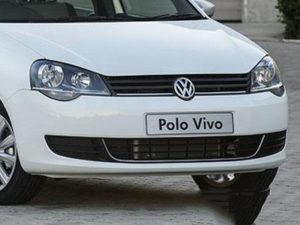 VW Polo Vivo Front bumper -0
