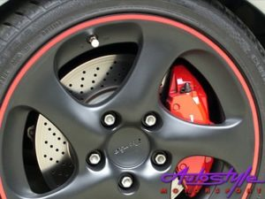 Adhesive Wheel Decoration Stickers (set of 16)-0