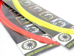 Adhesive Wheel Decoration Stickers (set of 16)-22827