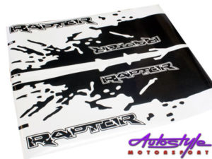 Ford Raptor Complete Vehicle Decal Set-0