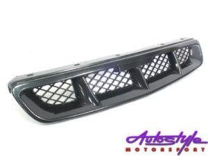 Honda Civic 96-98 Mesh Grille-0