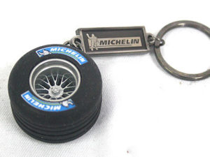 Michelen Rim & Tyre Keyring -0