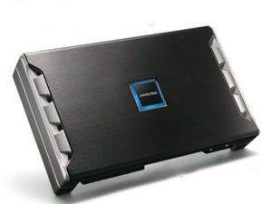 Alpine PDR-V75 250rms 5 Channel Amplifier-0