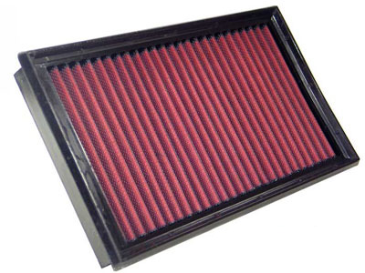 K&N 33-2561 Performance air filter for Mercedes