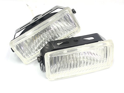 Universal Rectangle (10x4cm) Spotlamps