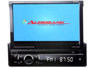 "Audiobank 7"" In-Dash Dvd Receiver with GPS & Bluetooth-0"