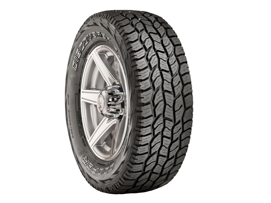 265-65-17″ Discoverer ATS Cooper Tyres