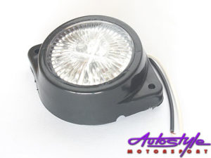 Universal Clear LED Marker Lamp-0
