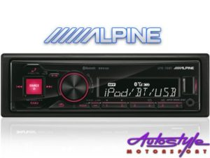 Alpine UTE-72BT Digita Media Receiver with Bluetooth-0