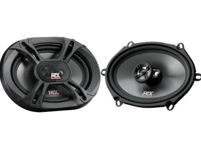 MTX RTC537 5×7″ 260w 3way 260w Speakers