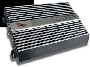 Starsound Mean Machine 6000w 4 Channel Mosfet Power Amplifier-0