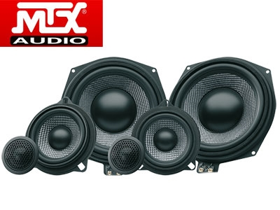 MTX OEM-Fit Speakers for BMW & Mini