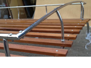VW Campervan Bus 2bow Roof Rack-0