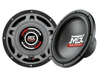 MTX RT12-44 12″ 750w Road Thunder Subwoofer