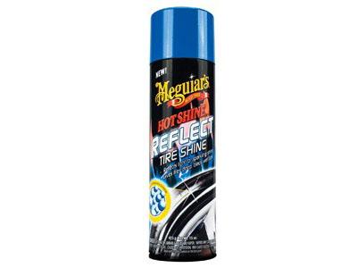 Meguiar's G18715 Hot Shine Reflect Tire Shine