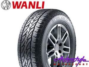 "265-65-17"" Wanli C069 All Terrain Tyres-0"