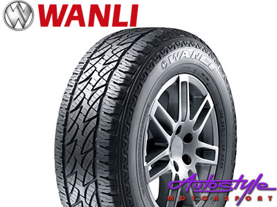265-65-17″ Wanli C069 All Terrain Tyres