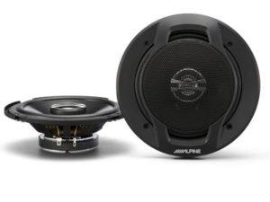 """Alpine SPJ-161C2 6"""" 2way 250w Speakers-0"""