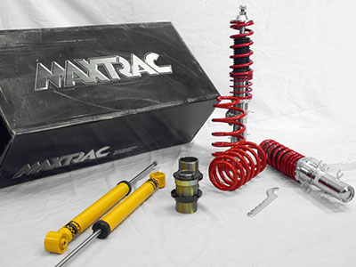 Maxtrac Coilover Kit for VW Golf MK6 (50mm)