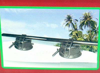 Suction Mount Fishing Rod Roof Holder