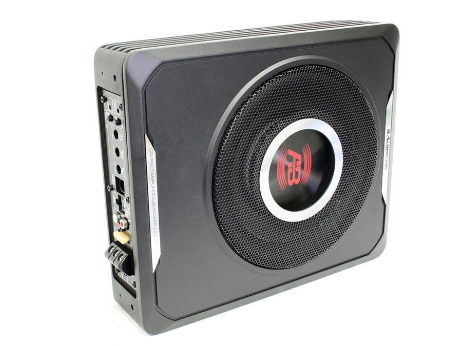 Audiobank 8″ 2400w Compact Subwoofer/Amplifer Combo