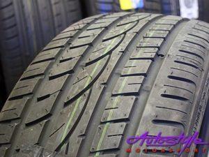 "265-65-17"" Aplus A607 Tyre-0"