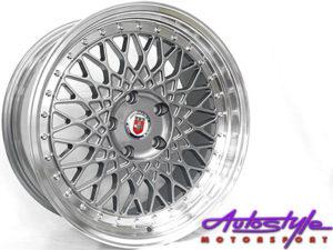 "18"" Evo HRE 5/120 Alloy Wheels-0"