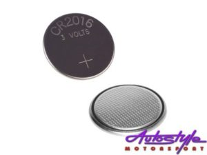 CR2016 Battery Remote-0