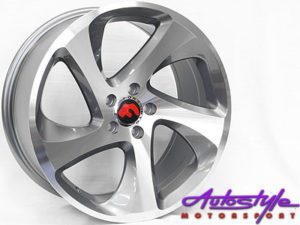 "17"" Evo EV-928 5/100 Alloy Wheels-0"