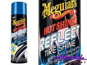 Meguiar's G18715 Hot Shine Reflect Tire Shine-0