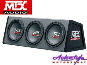 "MTX Triple 10"" Subwoofer & Enclosure Combo-0"